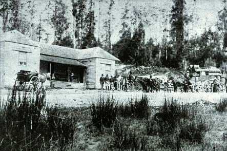 The Camp Hotel at Tuldeena was on the trail of the tin dragon.
