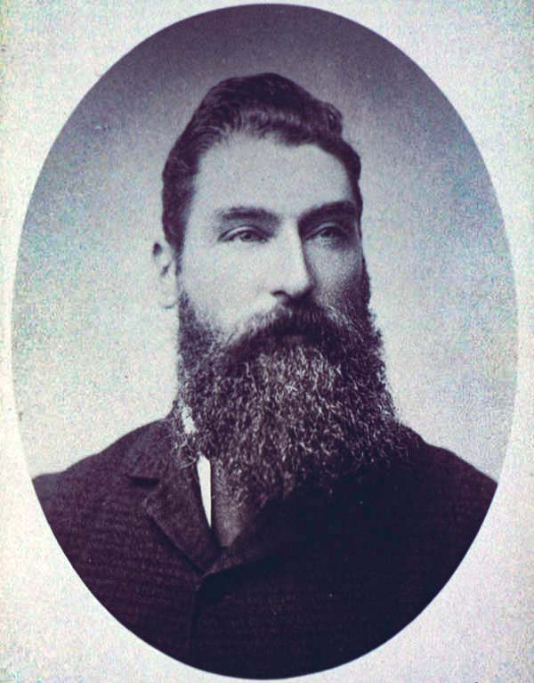 Samuel Hawkes (1845 to 1937)
